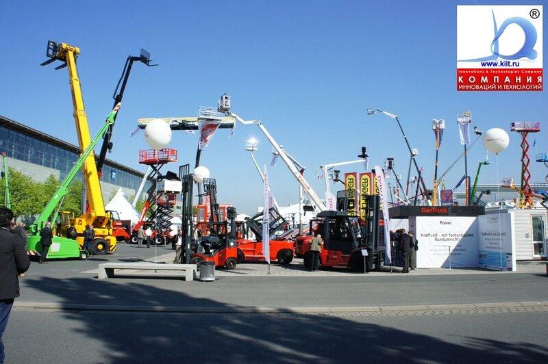 Международная выставка складского оборудования и погрузочной техники CEMAT 2011