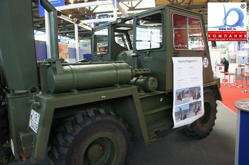 CEMAT 2011 Bundeswehr
