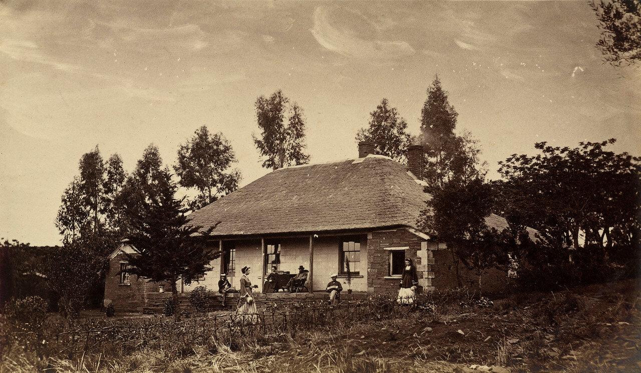 Фермерский дом в колонии Наталь