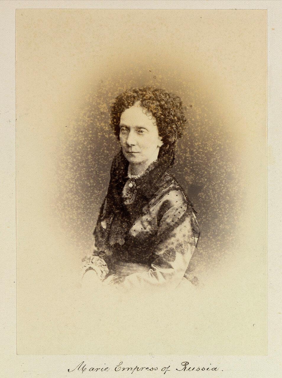 Мария Александровна (27 июля (8 августа) 1824, Дармштадт — 22 мая (3 июня) 1880, Санкт-Петербург) — принцесса Гессенского дома, супруга российского императора Александра II и мать императора Александра III. 1873