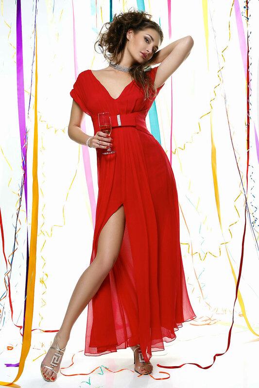 разноцветные платья фото