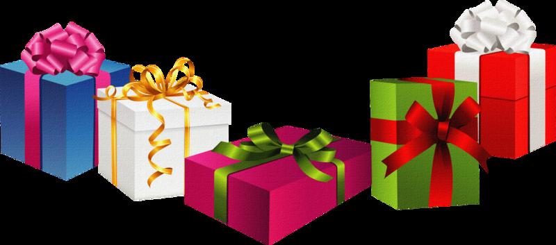 Famous paquets cadeaux GC97