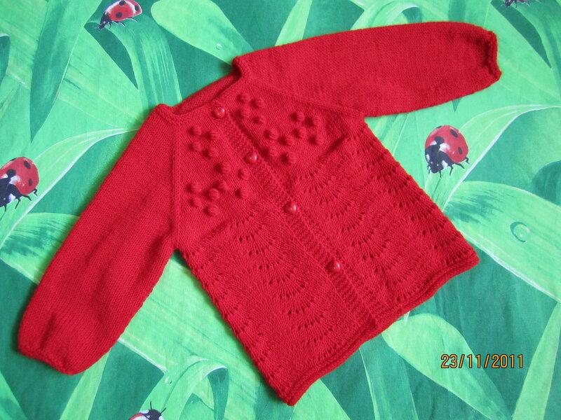 Вязание спицами для девочки 3 лет реглан