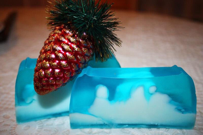 Ледяной айсберг