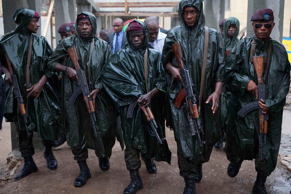 CONGO-DEMOCRATIC/ELECTION