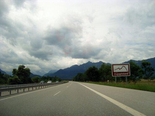 Страна Zugspitzland