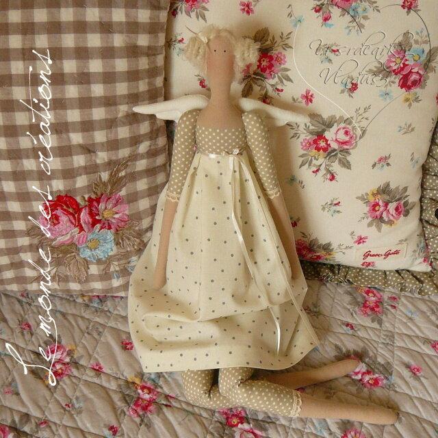 开心果喜欢的娃娃  野兔  精灵 - qyp.688 - 邱艳萍手工博客