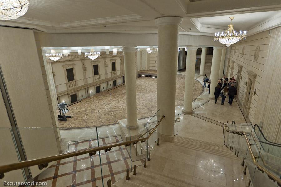Бетховенский зал.