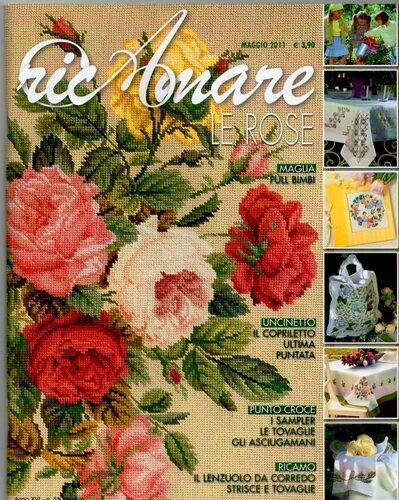Ric Amare le rose Maggio 2011