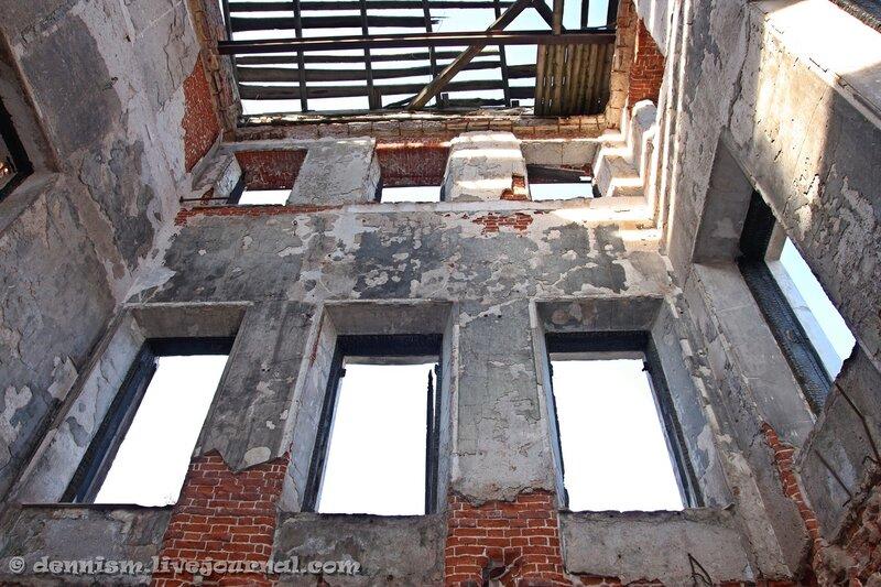 Усадьба Гребнево, 06.11.2011 г.