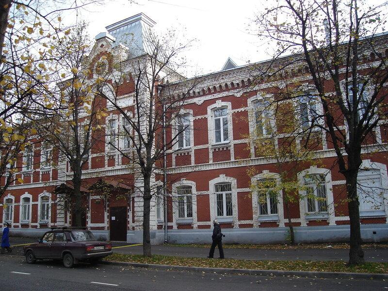 Туберкулезная больница, ул.Барболина, дом 11