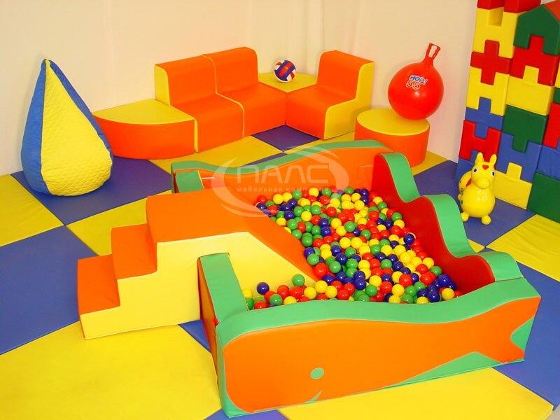 Игрушки. Inm. детские игровые модули.