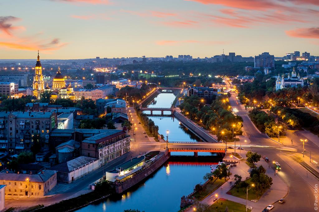 украина город харьков картинки этого заинтересовался