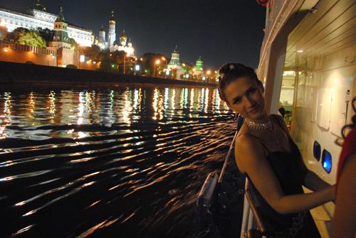 Аренда теплохода «Москва» или прогулки бывают разными