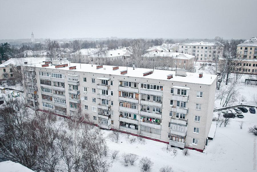 саров старый район жилье