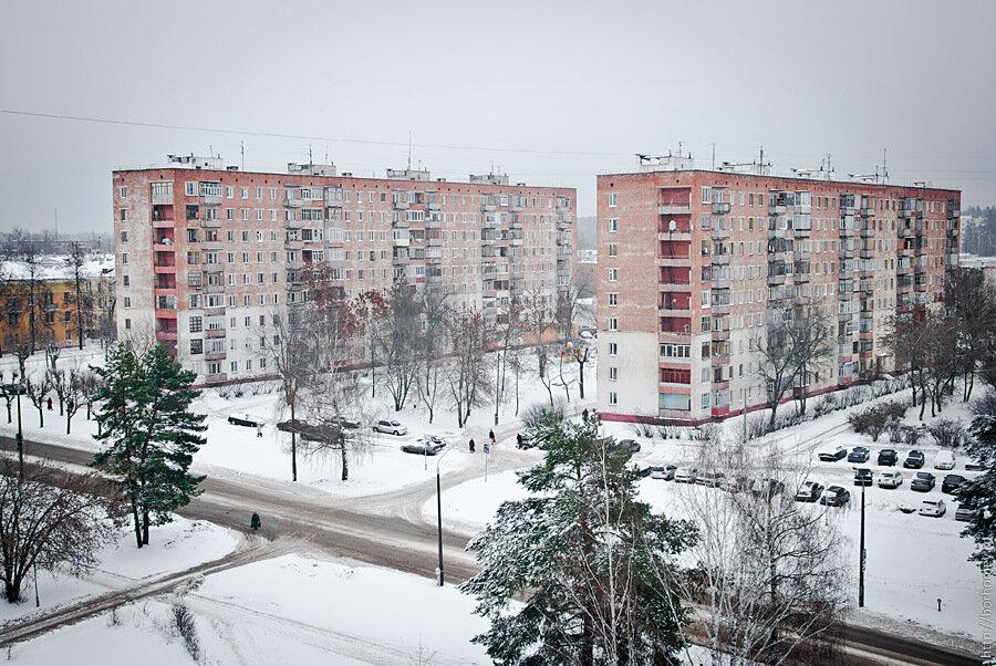 улица бессарабенко