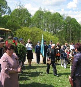 9 мая 2015 года, с.Рябчи, День Победы.
