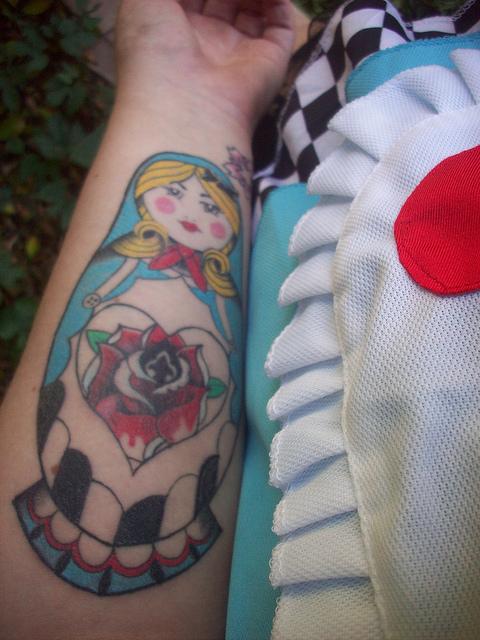 Классные татуировки на плечах и предплечьях рук 0 10ff68 3517334b orig