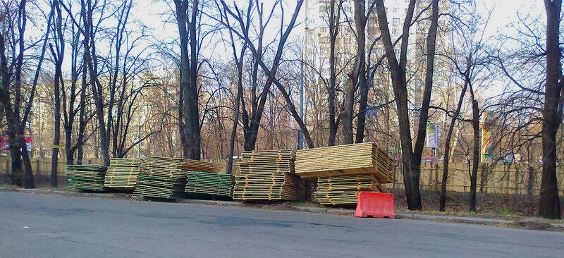 Одесская площадь - 03.12.2011