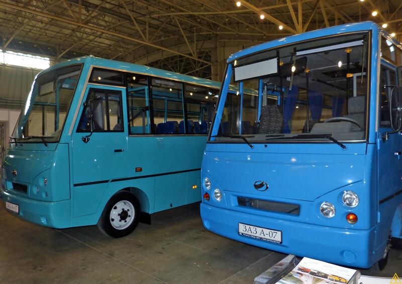 Выставка коммерческих авто TIR'2014