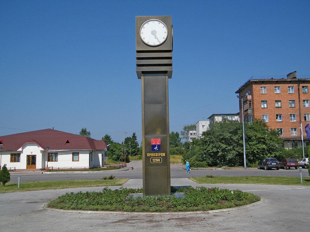 город Приозерск, Вуокса, города России