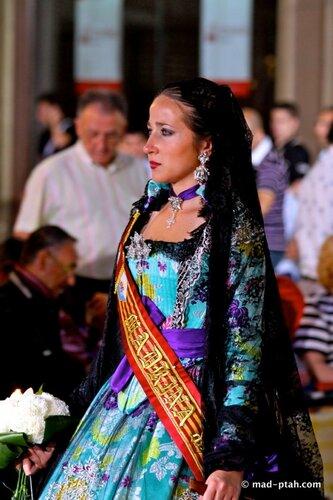 парад платьев, аликанте
