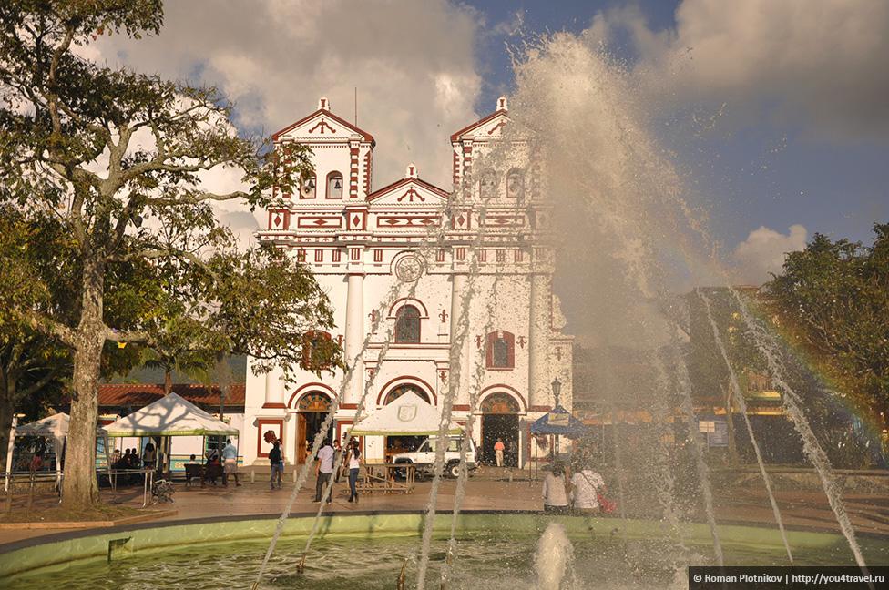 0 151ed7 d3bbb17b orig День 178 180. Окрестности Медельина: город Гуатапе и достопримечательность Пеньон де Гуатапе