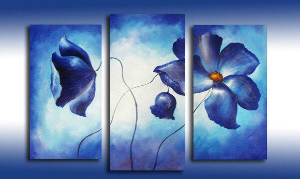 На трех картинах один рисунке