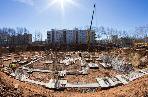 Строительство ТерраСпорта возобновлено