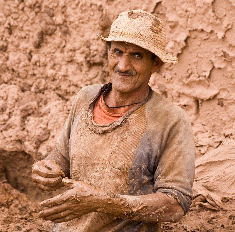 Глиняный человек