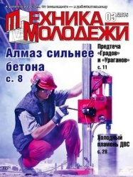 Журнал Техника молодежи №3 2015