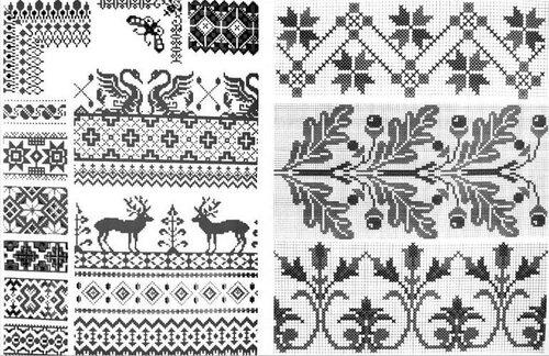 Изначальными орнаментами в