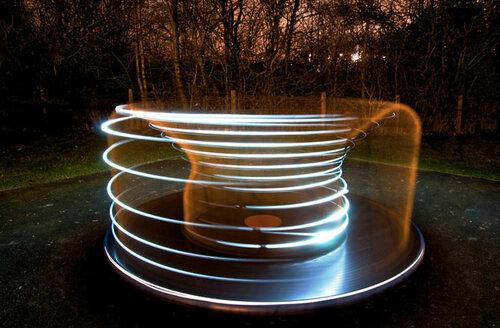 фризлайт-световая графика