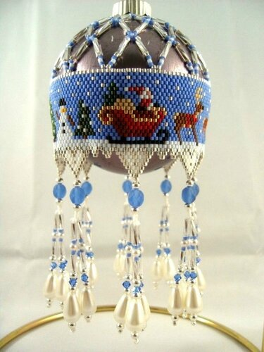 Как украшения для елочки, новогодние украшения своими руками...