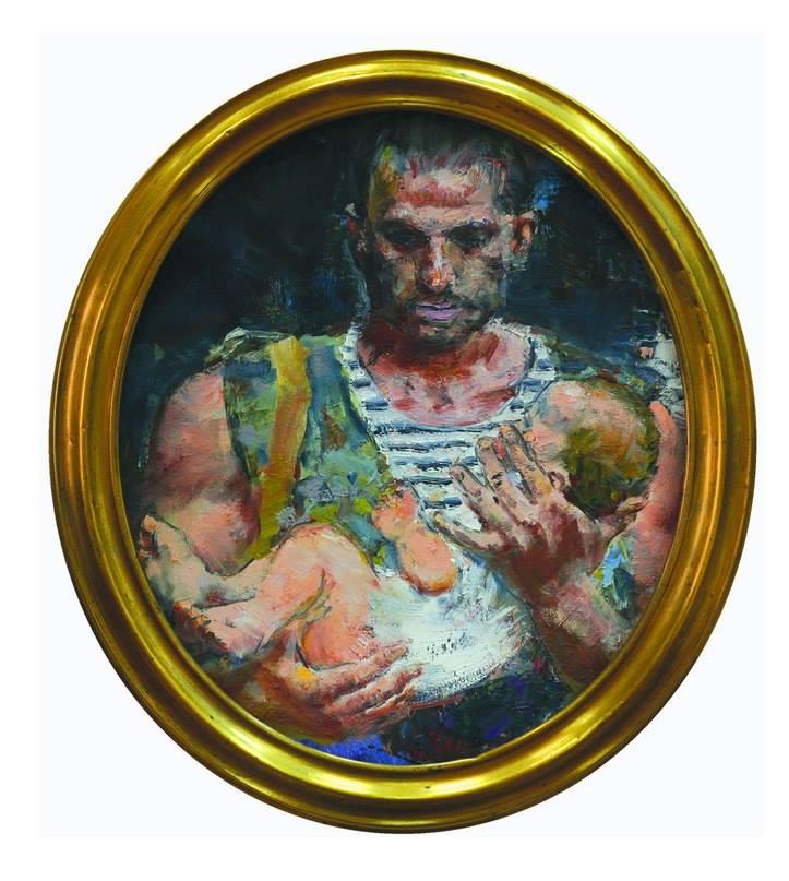 Война в Донбассе глазами художника
