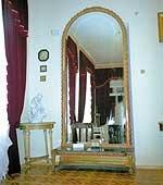 Зеркало времен фельдмаршала П. А. Румянцева-Задунайского. Если бы оно могло рассказать, кто смотрелся в него за двести с лишним лет...