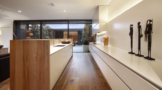 Стильный дом в пригороде Мельбурна
