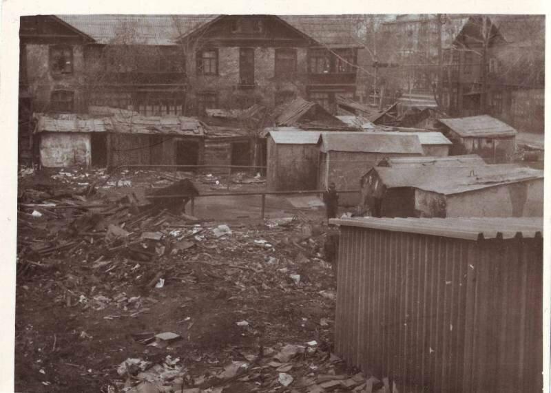 Улица Туристов (Героев Танкограда), 1980-е