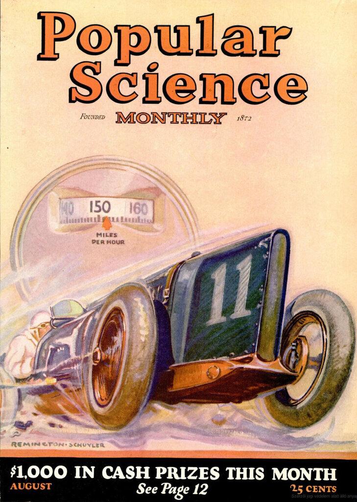 Popular Science, 1926