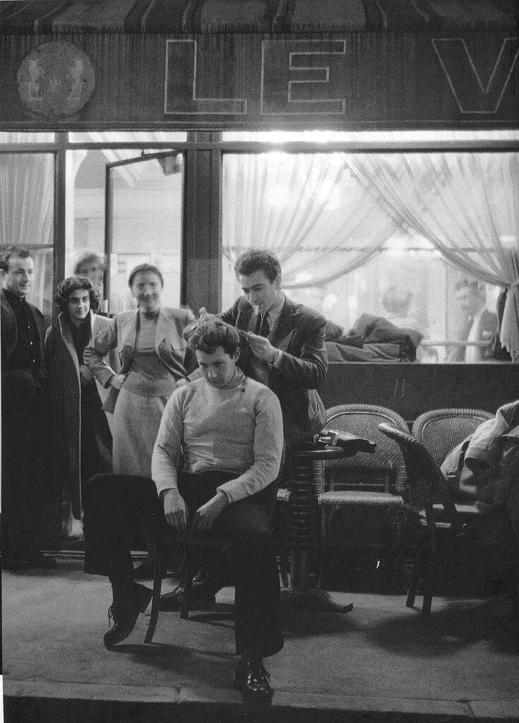 Paris, 1940- 1950, by Robert Doisneau
