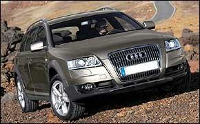 Audi Allroad в Ауди Центр Москва