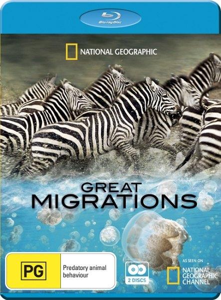Великие миграции / Great Migrations (2010) BDRip / 720p + HDRip