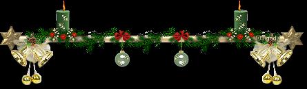 Красивые разделители для текста (новый год и Рождество)