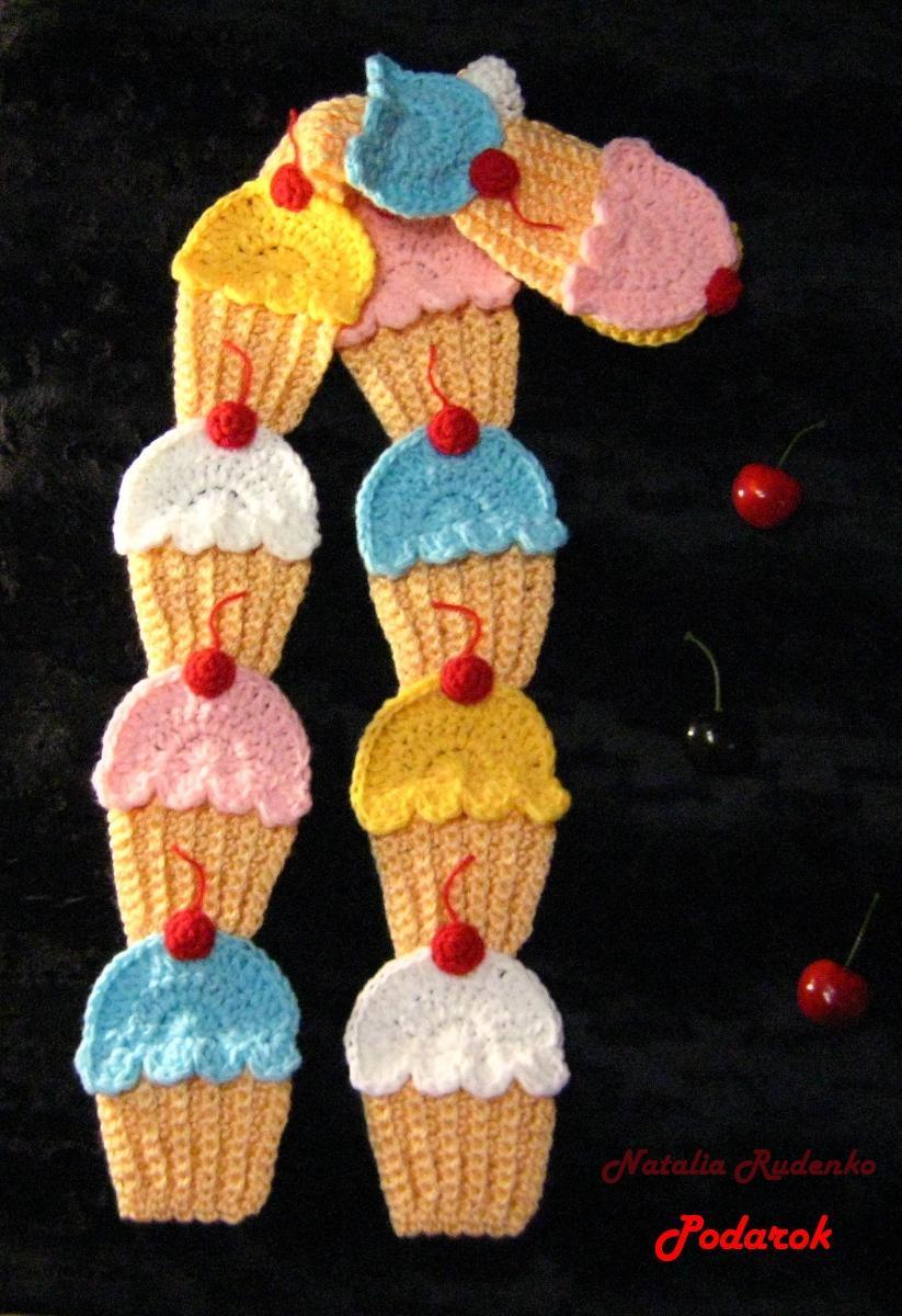 Ажурные необычные для взрослых. вязанные спицами и крючком.  Подробные схемы и описание.  Интересные вязанные шарфики.