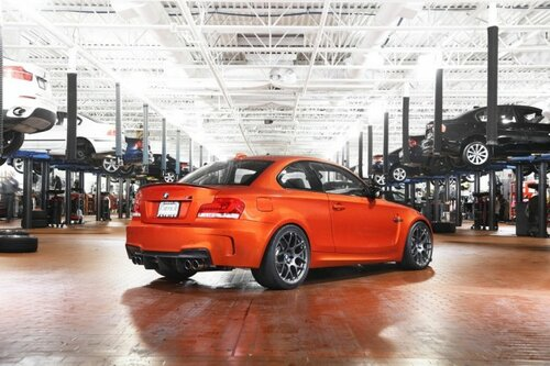 BMW 1er M Coupe E82