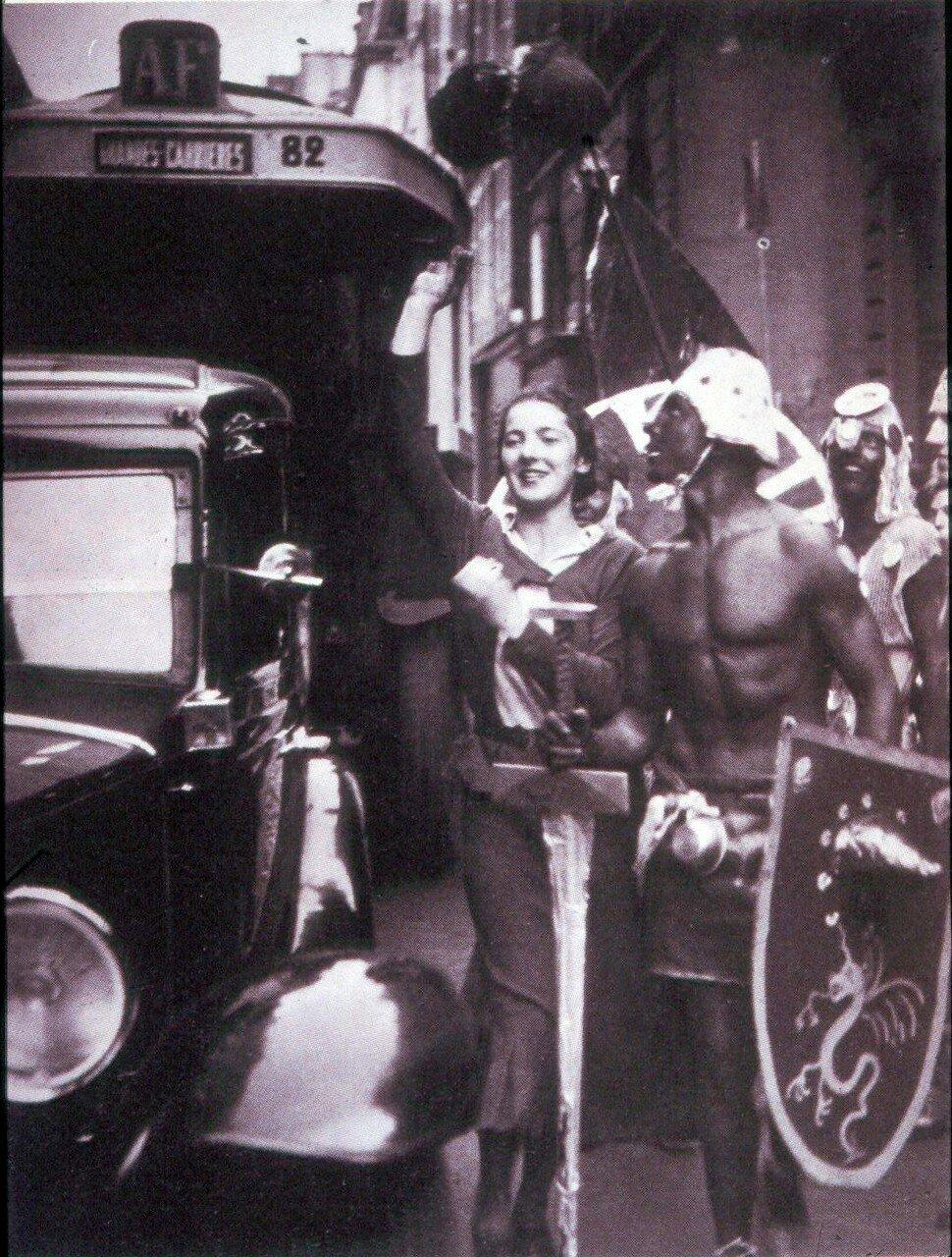 1931. «Саваж» на Рю Бонапарт, Сен-Жермен-де-Пре