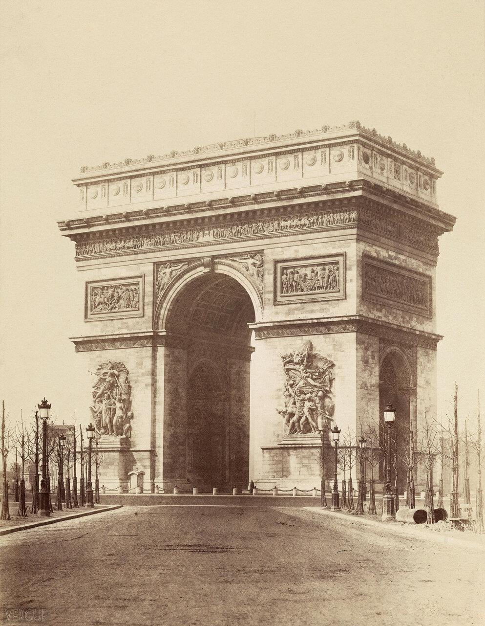 1865. Триумфальная арка