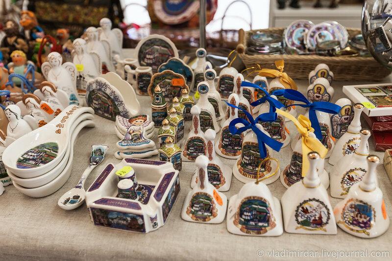 Костромские сувениры