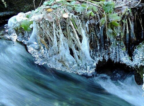Ледяная бахрома