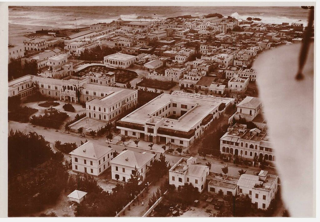 Somalia Italiana Mogadiscio – Albergo Croce Del Sud.jpg